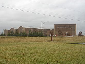 Fairfield, Ohio - Image: Fairfield Senior High School (Fairfield, OH)