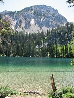 Fairy Lake Lake in Gallatin County, Montana