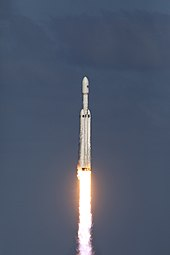 Falcon Heavy clearing the tower 09.jpg