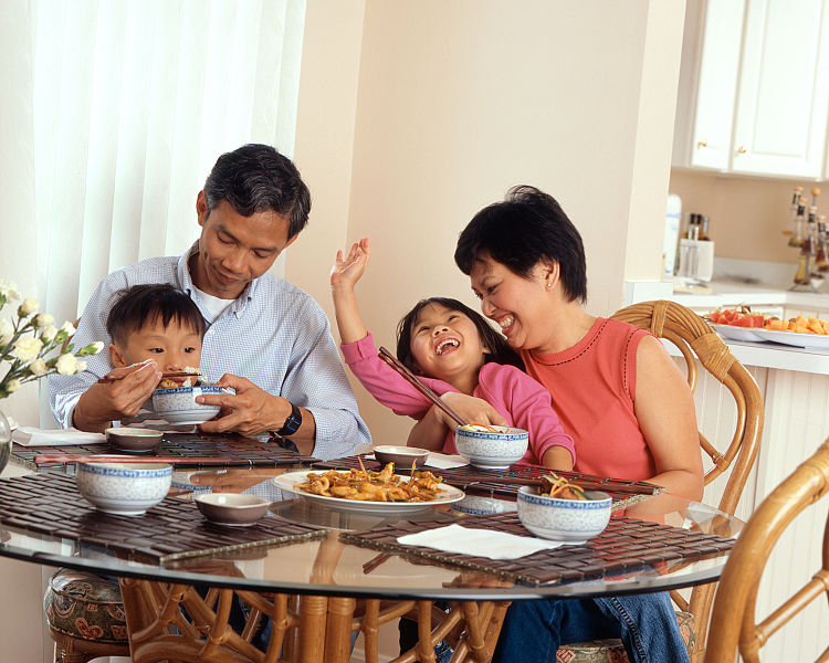 File:Family eating a meal (2).jpg