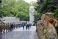 Farewell ceremony for cadet Vitalii Vilkhovyi 08.jpg