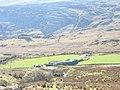 Farm buildings at the entrance to Fferm Cwm-clorad-isaf - geograph.org.uk - 398101.jpg