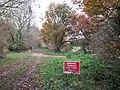 Farm road crossing the Marriott's Way - geograph.org.uk - 1044127.jpg