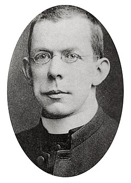 Father Thomas Byles Portrait