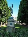 Faune Dansant statue.JPG