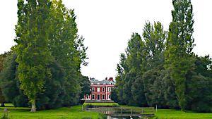 William Peere Williams-Freeman - Fawley Court in Buckinghamshire