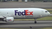 File:FedEx MD-11 (N586FE) FDX1216 Takeoff Portland Airport (PDX).ogv