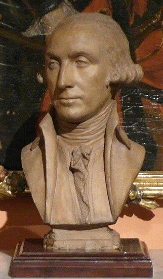 Federico Gravina - Bust of Gravina, Naval Museum of Madrid
