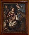 Felice brusasorzi, sacra famiglia coi ss. francesco e giovannino, 1590 ca. (ist. collegio agli angeli).jpg