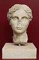 Female head in Palazzo Massimo alle Terme (Rome).jpg