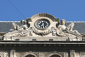 Hippolyte Ferrat - Image: Ferrat Horloge