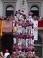 Festa Major d'Igualada 2014 - 26 - 9de7 dels Moixiganguers - tercera aleta.JPG