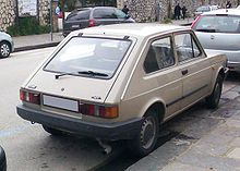 Fiat 127 third generation rear.jpg