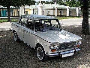 Fiat 1300 and 1500 - Fiat 1500 C