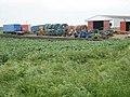 Field irrigation equipment - geograph.org.uk - 463125.jpg