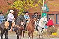 Fiestas Patrias Parade, South Park, Seattle, 2015 - 295 - the horses (21407325889).jpg