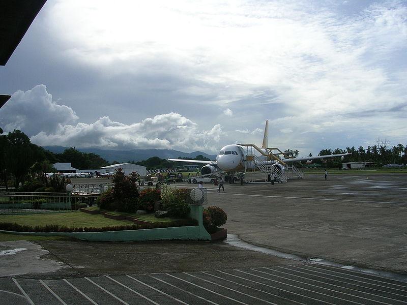Sibulan-Dumaguete Airport