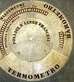 Filippo cecchi, quadrante di barometro a bilancia dalla loggia dei lanzi, 1860 ca. 02.JPG