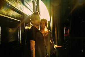 Filter (band) - Richard Patrick and Jonathan Radtke in 2013
