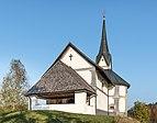 Finkenstein am Faakersee Pogöriach Filialkirche hl. Dreifaltigkeit 19102018 5065.jpg