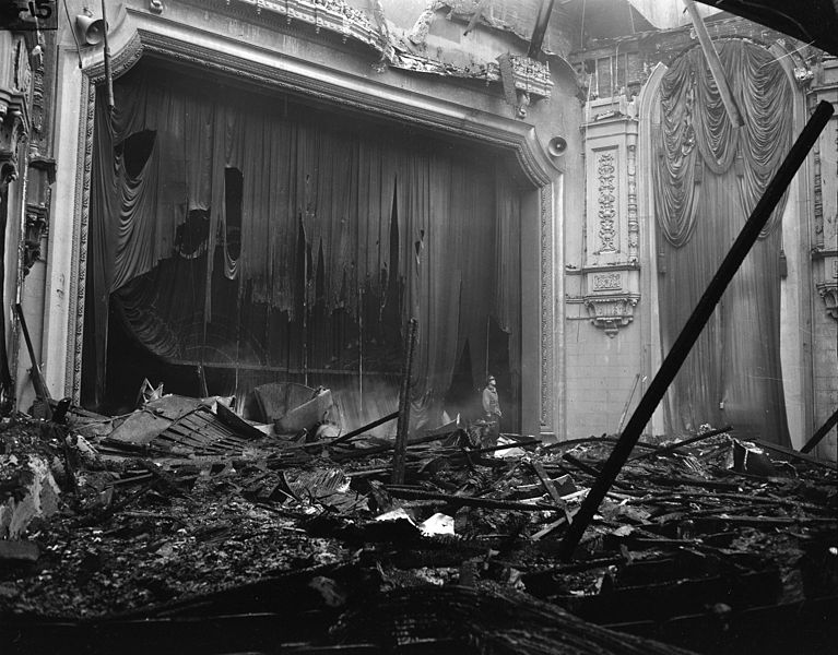 File:Fire at the Broadway Theater, Santa Ana, 1952.jpg