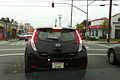 First Customer owned Nissan Leaf rear view.jpg
