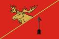 Flag of Gusev (Kaliningrad oblast).png