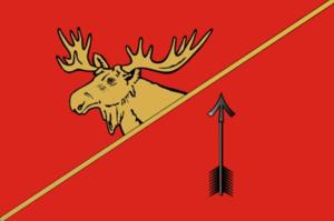 Gusev, Kaliningrad Oblast - Flag