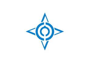 Hōfu - Image: Flag of Hofu, Yamaguchi