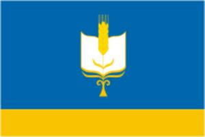 Sterlibashevsky District - Image: Flag of Sterlibashevo rayon (Bashkortostan)