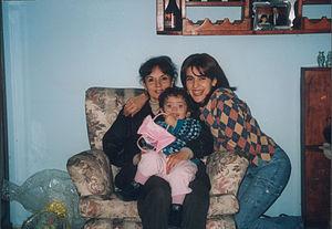 Susana Trimarco - Susana Trimarco (left) and María de los Ángeles Verón (right)