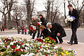 Flickr - Saeima - Baltijas valstu un Polijas parlamentārieši noliek ziedus pie Brīvības pieminekļa (2).jpg