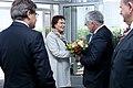 Flickr - Saeima - Oficiālā vizītē Latvijā viesojas Polijas parlamenta Seima priekšsēdētāja Eva Kopača (38).jpg