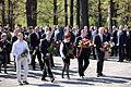 Flickr - Saeima - Svinīgā vainagu nolikšanas ceremonija Rīgas Brāļu kapos (5).jpg