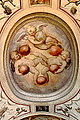 Florenz - Palazzo Vecchio, Wappen der Medici.JPG