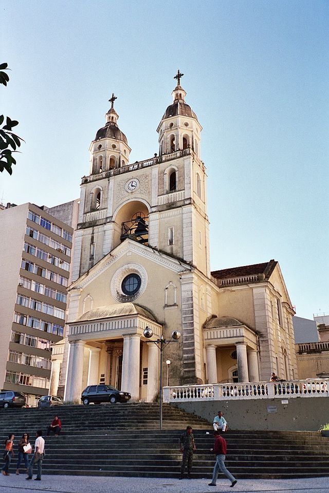 Our Lady of Exile and St. Catherine of Alexandria Cathedral, Florianópolis