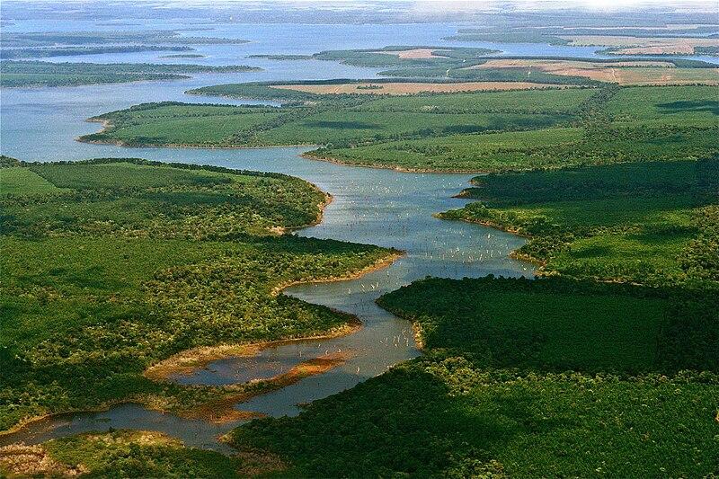 File:Flying Over Esteros del Iberá The kingdom of water, North-eastern Argentina.jpg