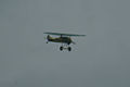 Fokker D.VIII Lt See Gotthard Sachsenberg Flyby 03 ThruDirtyWindow Dawn Patrol NMUSAF 26Sept09 (14596632611).jpg