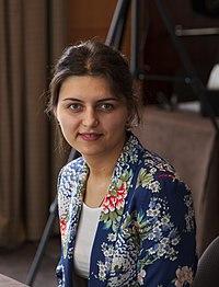 Fondation Neva Women's Grand Prix Geneva 09-05-2013 - Bela Khotenashvili 1 (cropped).jpg