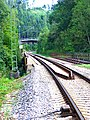 Footbridge Over Railway Bridge - panoramio.jpg