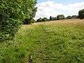 Footpath to Canford Drive, Allerton, Bradford - geograph.org.uk - 490228.jpg