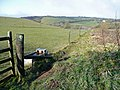 Footpath west from Cabilla Moorland - geograph.org.uk - 748805.jpg