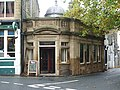 Former bank, The Cross, Elland - geograph.org.uk - 1008108.jpg