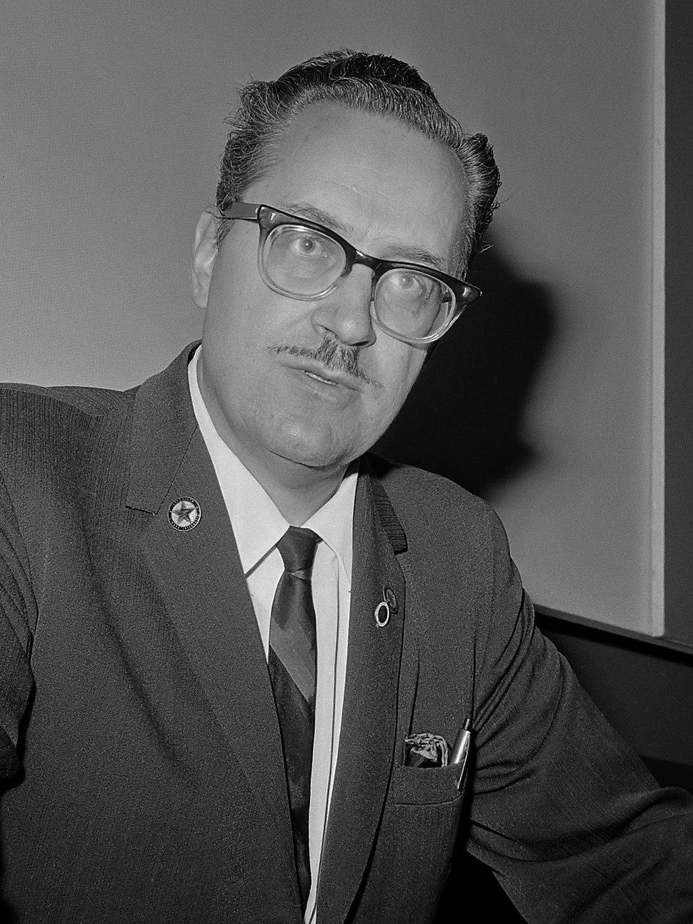 Forrest Ackerman (1965)