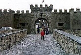 Fort Belan - Image: Fort Belan