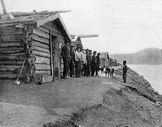 Fort Selkirk - Fort Selkirk (1898)