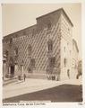 Fotografi på Casa de las Conchas, Salamanca - Hallwylska museet - 107299.tif