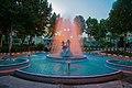 Fountains in Iran - Tehran آب نماها در ایران 03.jpg