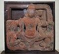 Four-armed Vishnu with Varaha and Narasimha Faces - Terracotta - Gupta Period - ACCN 2419 - Prehistory and Terracotta Gallery - Government Museum - Mathura 2013-02-24 6279.JPG