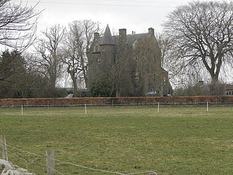 Francis Gray, 14th Lord Gray - Fowlis Castle